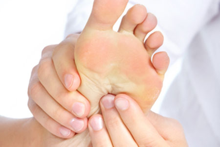 Reflexology for Corporate Staff in Cardiff, Bristol, Newport and Swansea