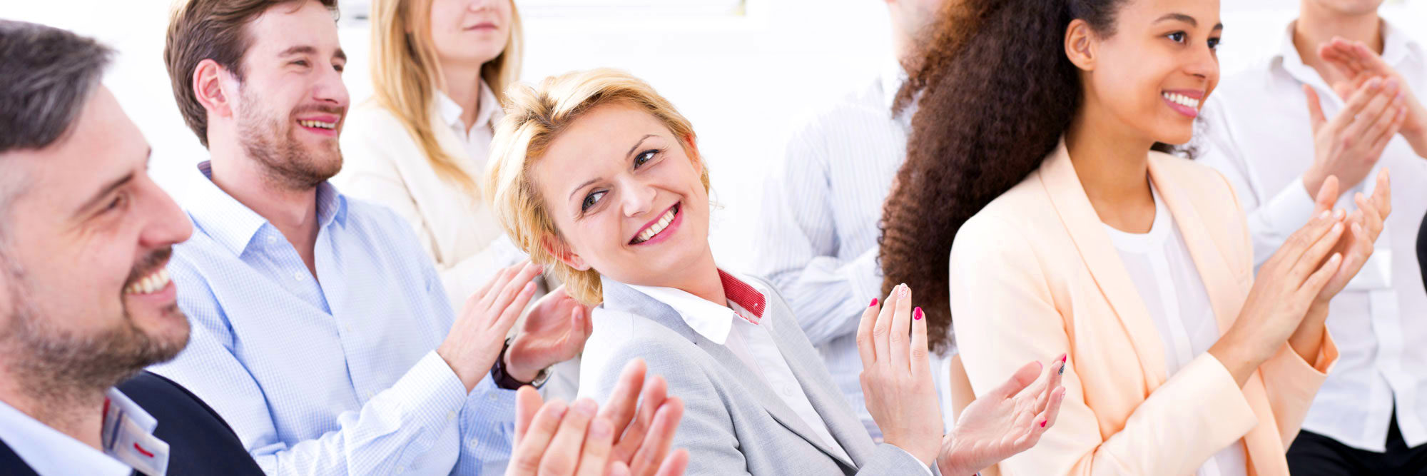 Wellbeing within the workplace. Customer testimonials